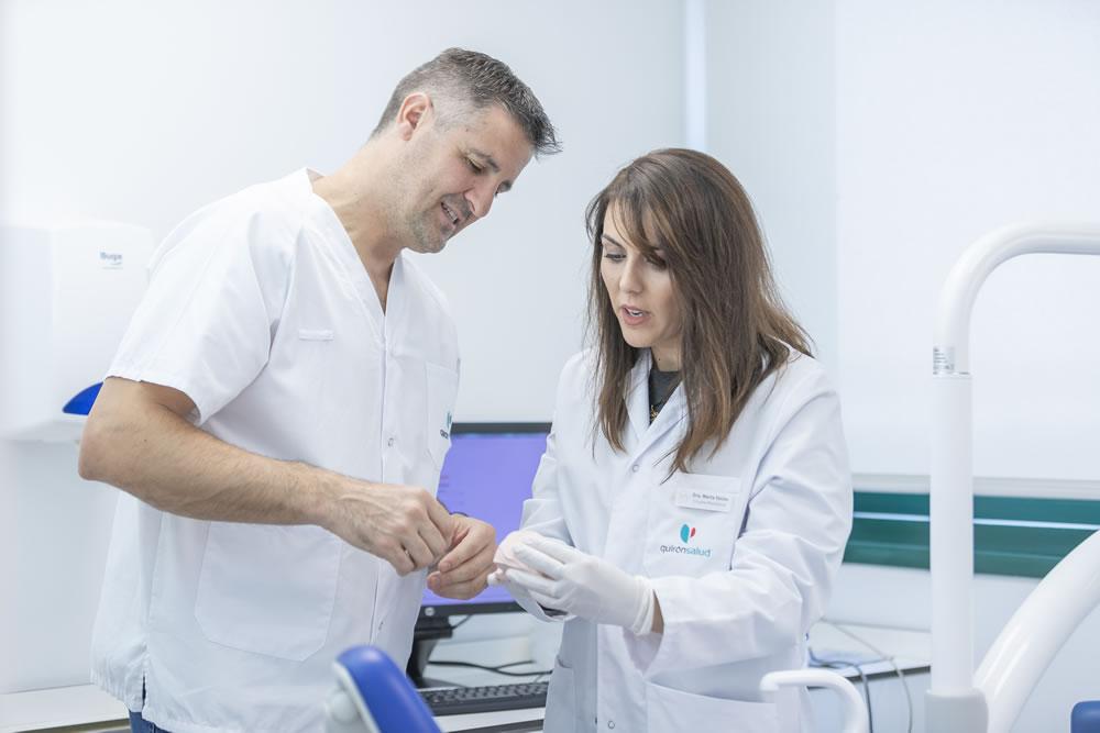 implantologia tratamiento