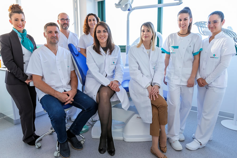 nuestro equipo clinica dental