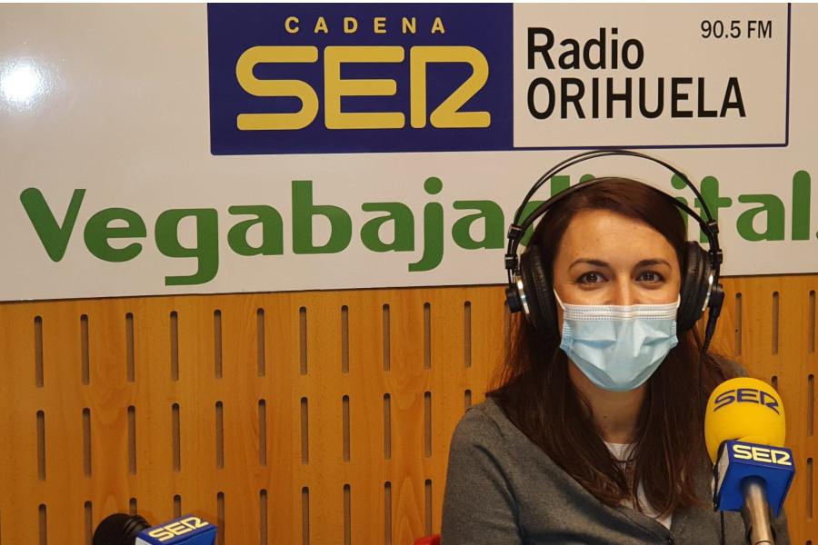 Entrevista en la Cadena Ser a la Dra. Marta Vallés sobre Cirugía Oral y Maxilofacial